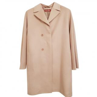 Max Mara coat wool and cashmere