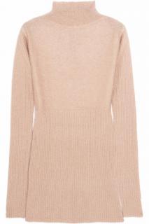 Rick Owens Mohair turtleneck sweater