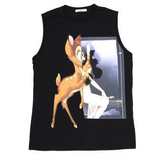 Givenchy Printed Bambi T-shirt