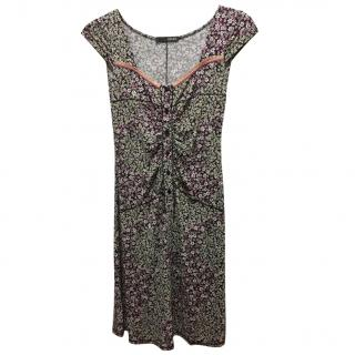 Liu Jo beaded floral dress