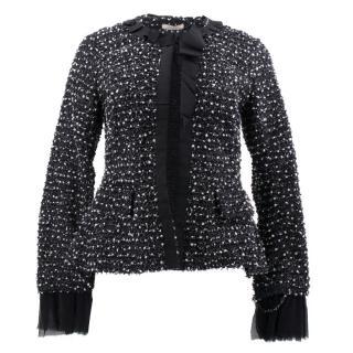 Nina Ricci Boucle Jacket