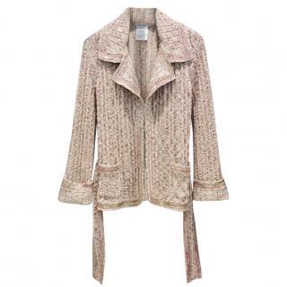 Chanel Sequin Soft Jacket