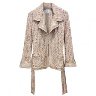 Chanel Sequin Soft Jacket