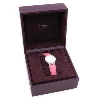 Asprey Pink No. 8 Watch