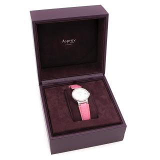 Asprey Pink No. 8 Watch
