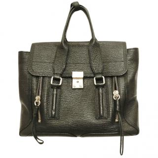 3.1 PHILLIP LIM Pashli medium black satchel