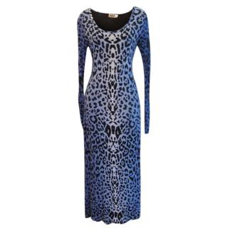 Alice by Temperly maxi animal print dress