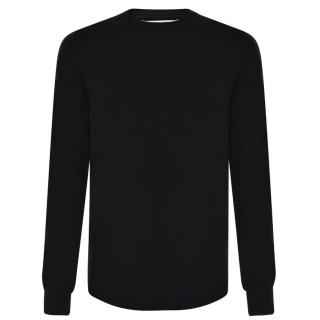 MAISON MARTIN MARGIELA Patch Sleeve Jumper