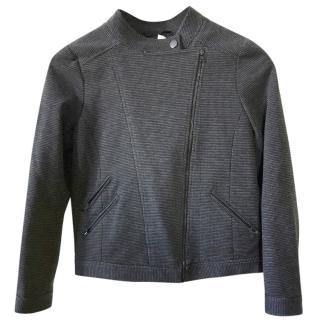 Bonpoint Children's Prince of Wales biker jacket