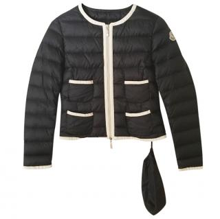 Moncler childrens shell jacket