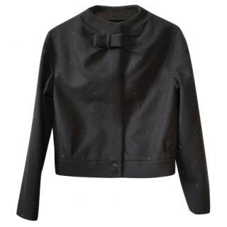 Viktor & Rolf wool bomber jacket