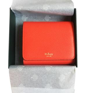 Mulberry trifold continental wallet