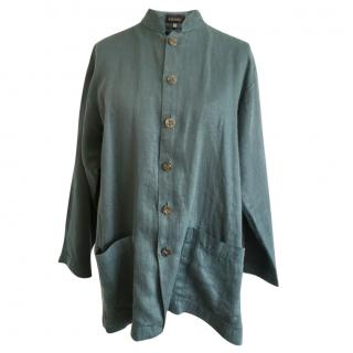 Eskandar linen jacket