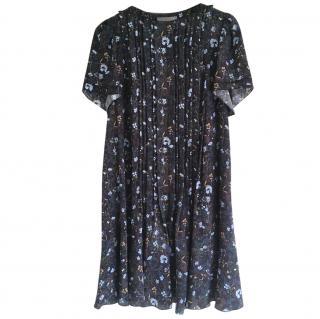 Mulberry silk dress