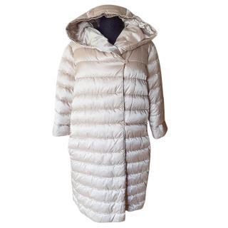Marmara Reversible goosedown coat
