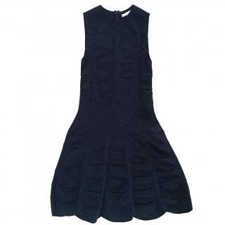 Carven Little Black Mini Dress