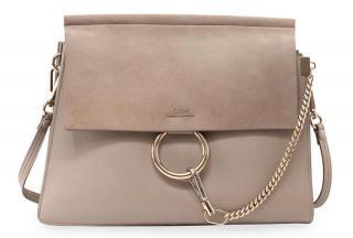 Chloe Faye Shoulder Bag- medium