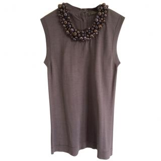 Burberry Embellished Top