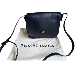 Gerard Darel Le Post cross body messenger bag