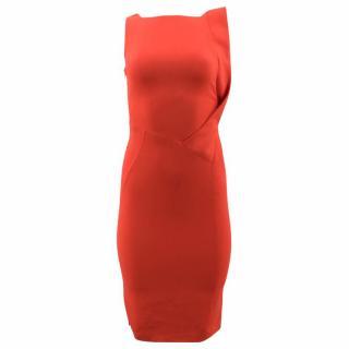 Antonio Berardi Red Dress