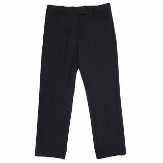 Phillip Lim Dark Navy Cotton Trousers