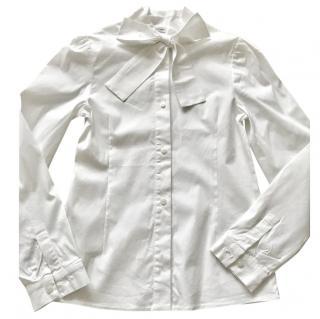 Dolce & Gabbana girl's dress shirt
