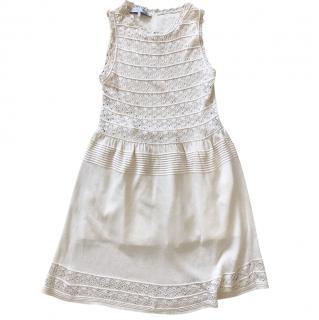 Dior Girl's Silk Dress