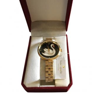 Kate Spade En Pointe Swan Watch