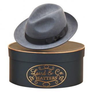 Laird London Sinatra Rabbit Furfelt Tribly Hat
