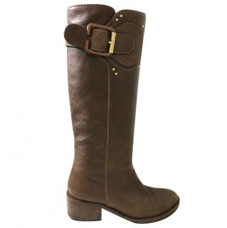 Chloe Knee Length Boots
