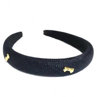 Nina Ricci Bow Details Headband