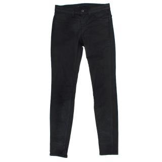 J Brand Coat Black Jeans