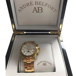 Andre Belfort Le Capitain Men's Watch