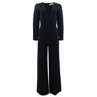 Stella McCartney Black Long Jumpsuit