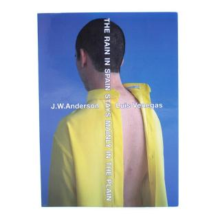 J.W.Anderson and Luis Venegas Book