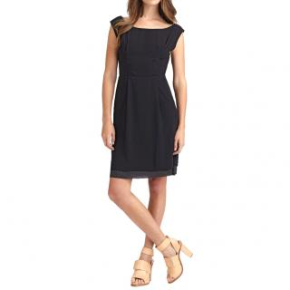 Acne Studios Betty Fluid Black Dress