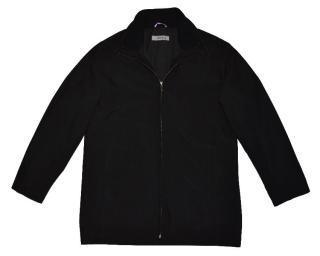 Karl Lagerfeld Men's black full zip jacket + removable lining