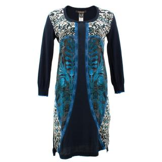 Roberto Cavalli Patterned Tunic