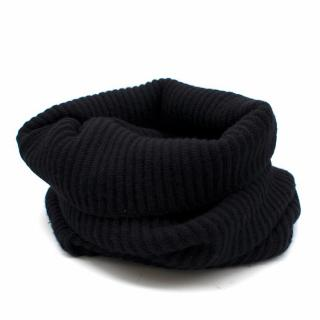 Madeleine Thompson Black Cashmere Snood