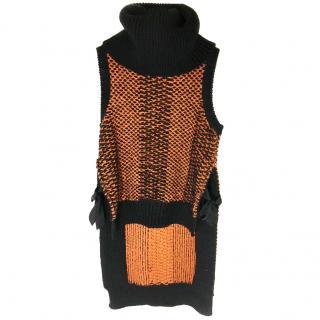 Just Cavalli Wool Blend Roll- Neck