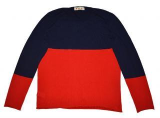 Marni Men's Cotton Sweater