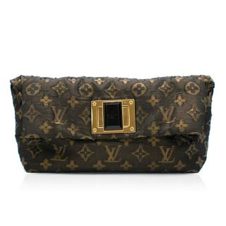 Louis Vuitton Monogram Jacquard Quilted Altair Clutch