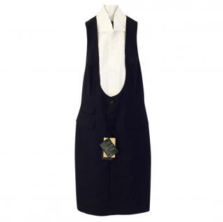 DSQUARED2 smart silk dress