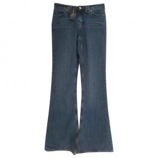 Ralph Lauren Polo Blue Flare Jeans