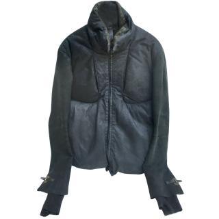 Issac Sellam Experience lambskin puffer jacket