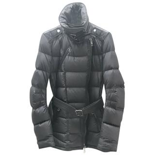 Burberry Brit Black Puffer Goose Down Jacket