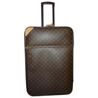 LIMITED EDITION Louis Vuitton�Pegase 70 Rolling Travel Suitcase in Monogram