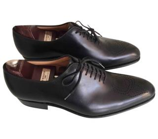 J M Weston limited edition Oxford shoes