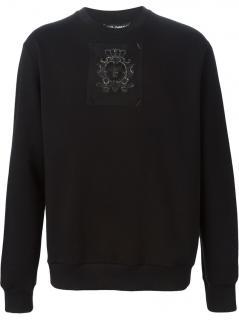 Dolce and Gabbana black Bee Sweatshirt