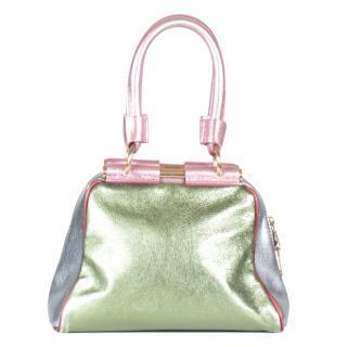 Yves Saint Laurent Baby Majorelle Handbag